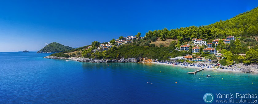 Adrina Beach Aerial Photography Greece - Aerial Photographer