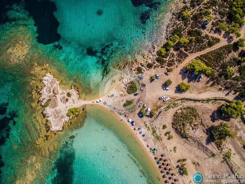 Aεροφωτογραφηση , Εναέρια φωτογράφηση | Σιθωνία, Χαλκιδική