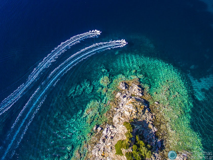 Ammoulianis, Greece Aerial Photography Greece - Drone Services Greece