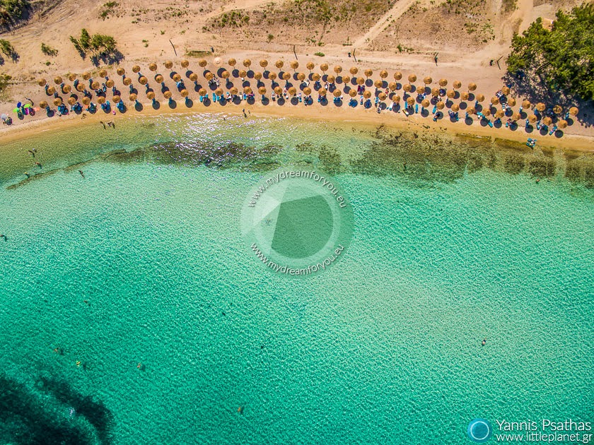 Lagomandra, Chalkidiki Drone Photography - Aerial Photography Greece