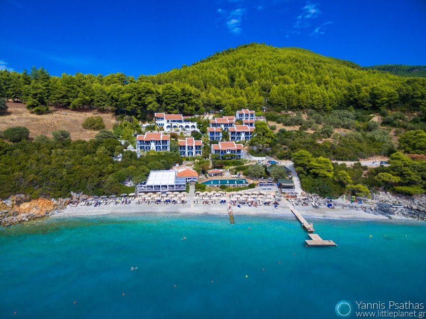 Adrina Beach Drone Photography - Aerial Photography Greece