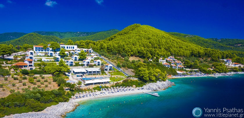 Adrina Hotels Aerial Photography Greece - Drone Services Greece
