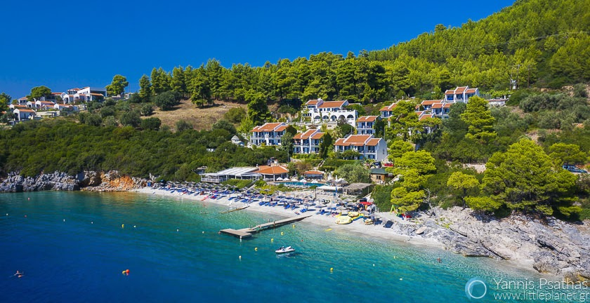 Adrina Beach Hotel Aerial Photographer - Aerial Photography Greece