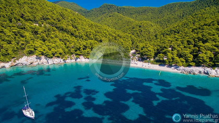 Milia Beach Aerial Photographer - Drone Photography