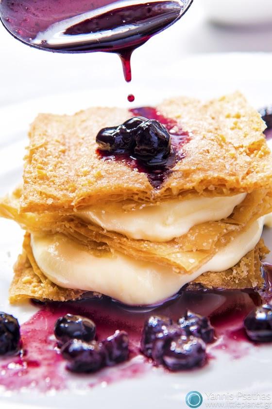 Φωτογράφιση Εστιατορίων, Φωτογραφία Φαγητού - Κατάλογος γλυκών