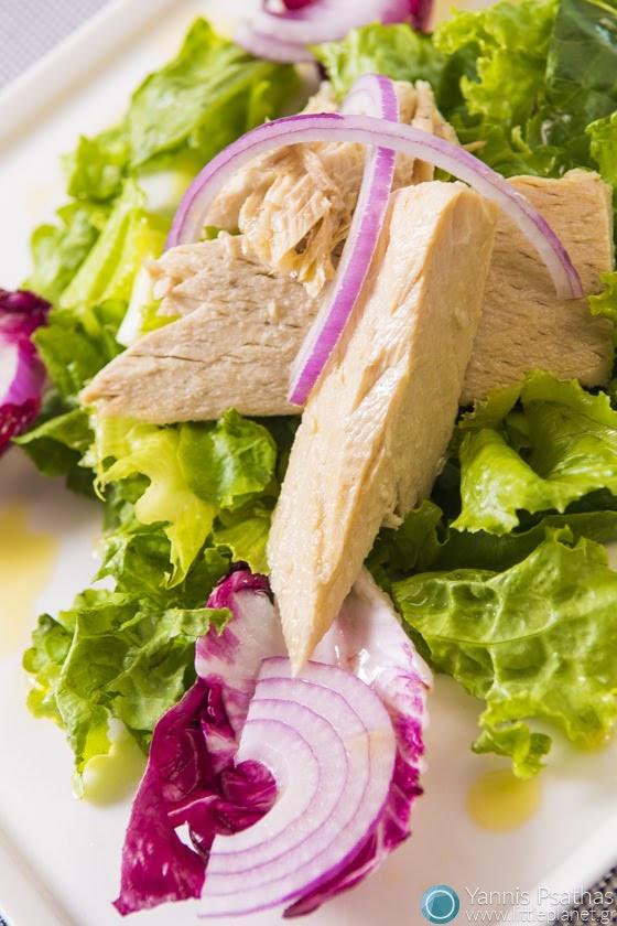 Φωτογραφία φαγητού και εστιατορίων  - Μενού τόνος αλοννήσου - Τόνος Αλοννήσου