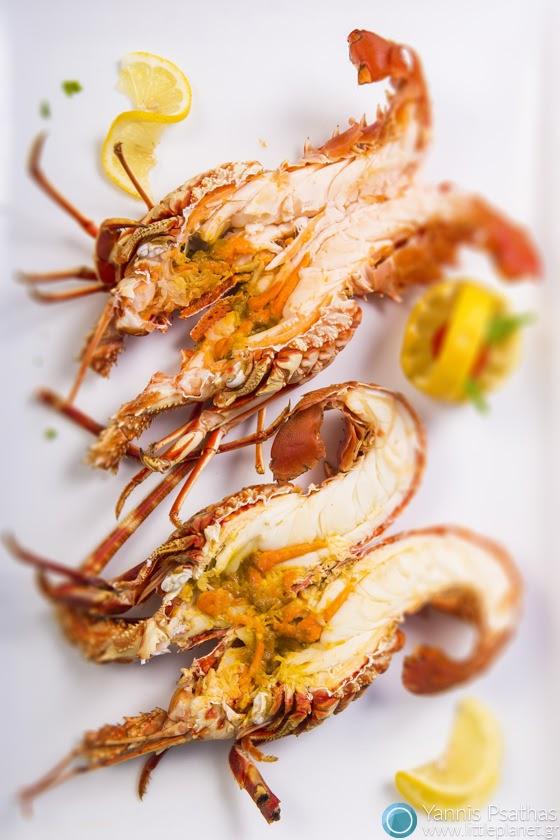 Επαγγελματικες Φωτογραφίες Φαγητών, Φωτογράφος Φαγητού - Αστακοί