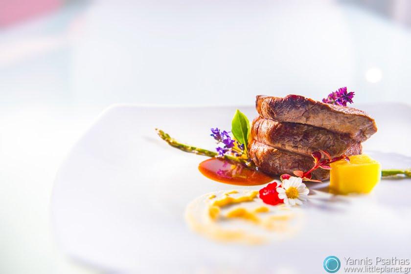 Επαγγελματικες Φωτογραφίες Φαγητών, Φωτογράφος Φαγητού - Beef Fillet