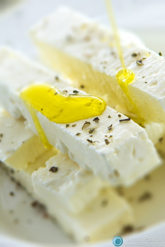 Feta - Product Advertising Image