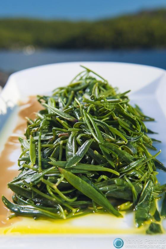 Φωτογραφία Φαγητού, Επαγγελματικες Φωτογραφίες Φαγητών - Κρίταμο Σαλάτα