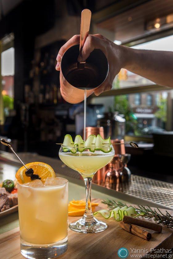 Επαγγελματική φωτογραφία φαγητού και εστιατορίων - Cocktails
