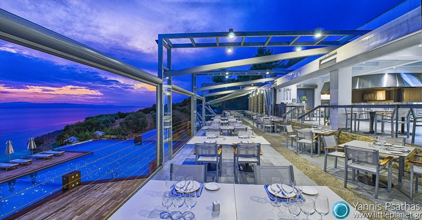Photography of Restaurants and Professional Spaces