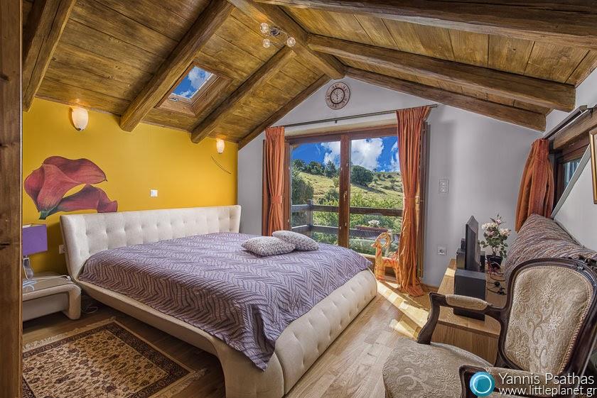 Inner Hostel, Parnassos