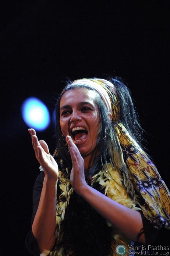 Ojos De Brujo live in Madrid, Spain.Coverage for the Rolling Stone Magazine