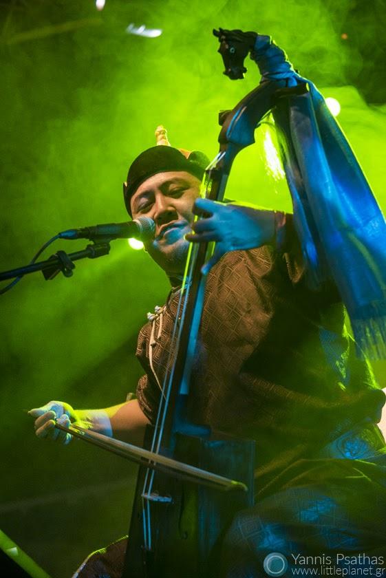 Ajinai Live Performance in Womex Festival