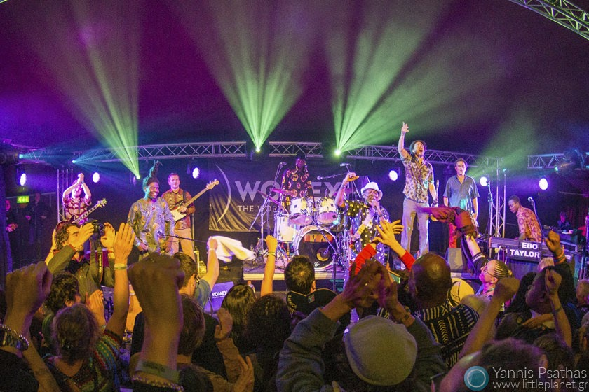 Ebo Taylor concert in Womex Music Festival