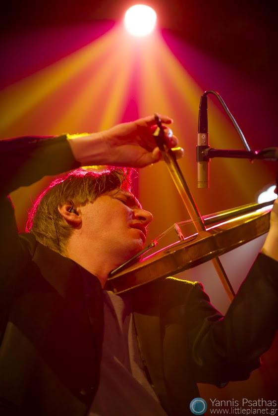 Felix Lajko Live Music in Womex Festival