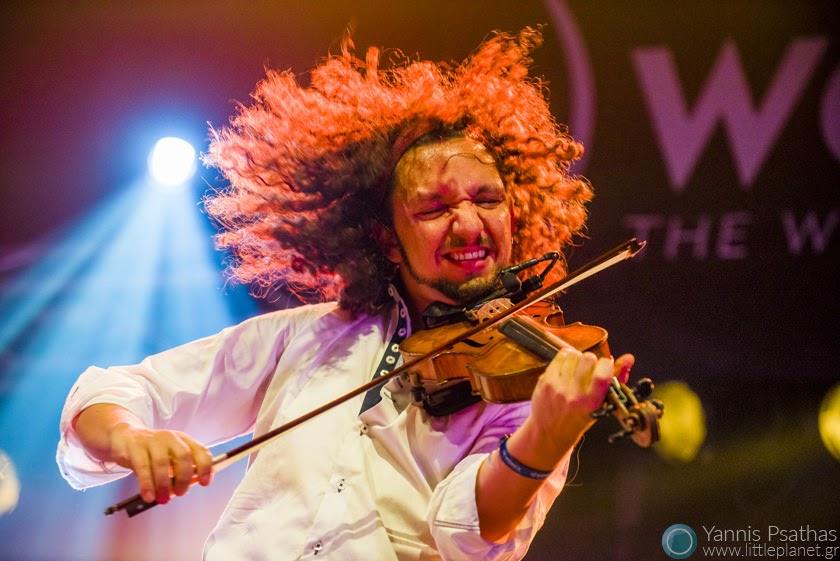 Ricardo Herz, Music Concert in Womex