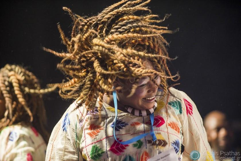 Sekumba Bambino Live Performance in Womex