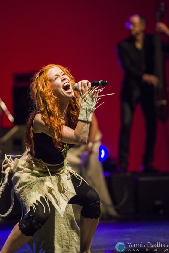 Johanna Hytti - Vartina live at Womex Awards Ceremony