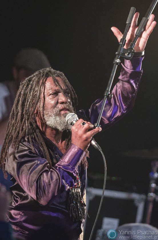Winston MacAnnuf Live at the Womex Music Festival