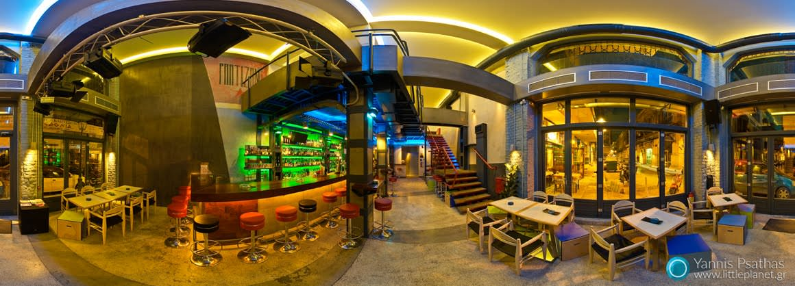 Bar Partisan - Πανόραμα 360°, Εικονικές Περιηγήσεις