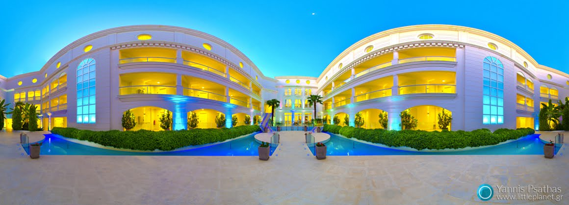 Apolamare Hotel - Virtual Tours, Panorama 360 °, Panoramic 360 ° Shooting