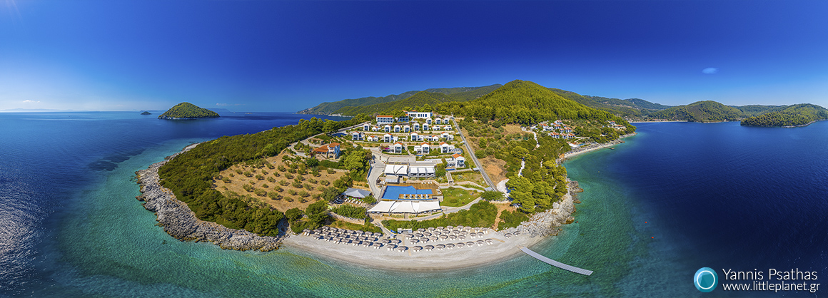 Adrina Resort - Panoramic 360 ° Shooting, Virtual Tour
