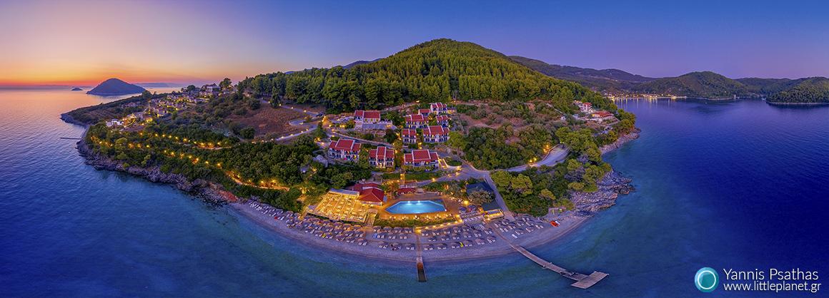 Adrina Beach Ξενοδοχείο - Πανοραμική Φωτογραφία, Εικονικές Περιηγήσεις