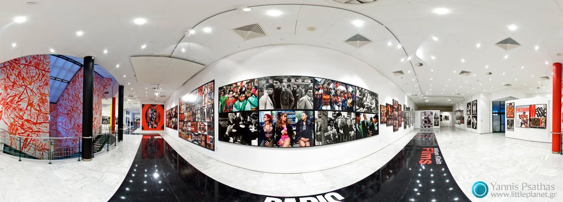 William Klein 360 ° - Virtual Reality, Panoramic 360 ° Shooting