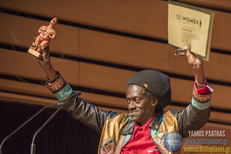 Womex 2015 Budapest Awards Ceremony © Yannis Psathas Concert Photographer
