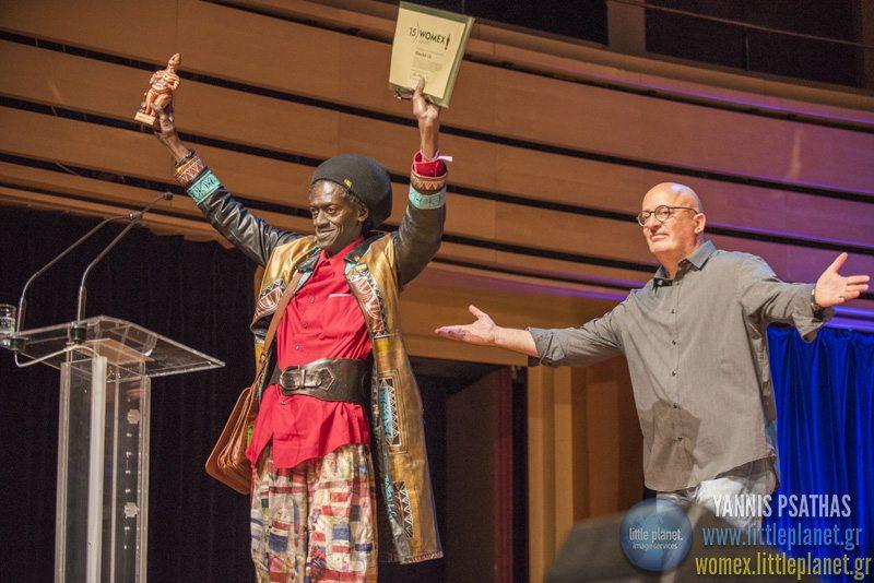 Womex 2015 Budapest Awards Ceremony © Yannis Psathas Concert Photographer