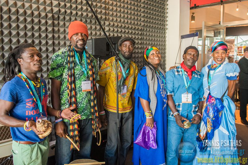 Daytime concerts and events Womex 2015 Budapest © Yannis Psathas Event Photographer