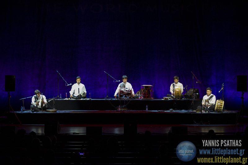 Womex Awards 2016 in Santiago de Compostela © Yannis Psathas Music Photography