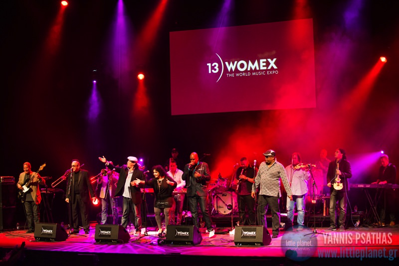 Womex 2013 Cardiff Awards © Yannis Psathas Music Photographer