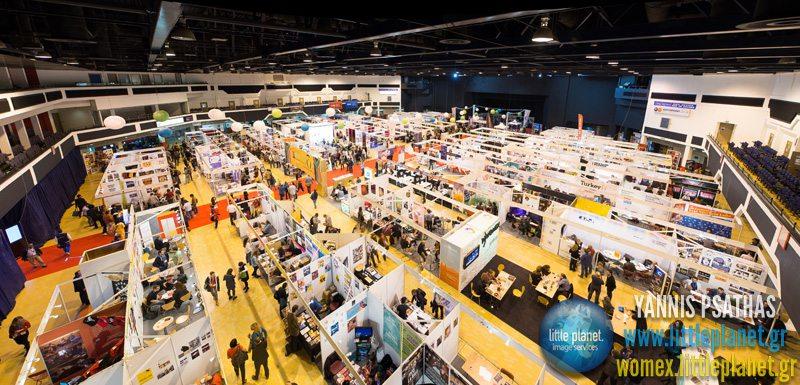 Womex 2013 Cardiff -Expo Panorama 1