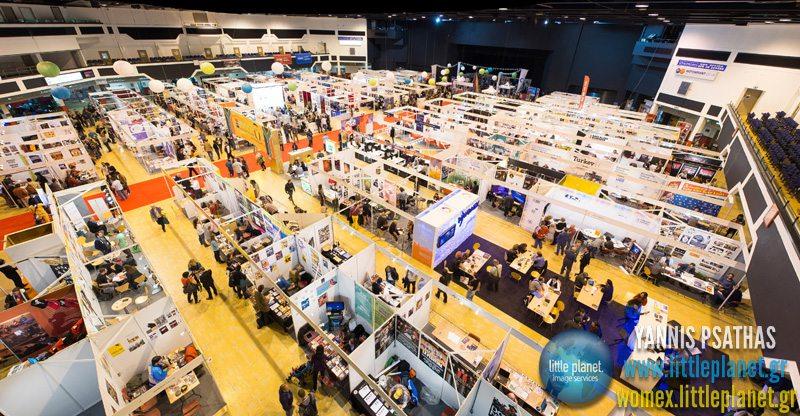 Womex 2013 Cardiff -Expo Panorama 2