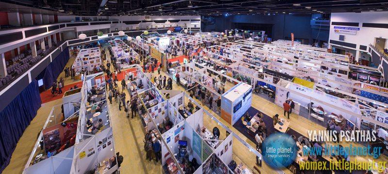 Womex 2013 Cardiff -Expo Panorama 3