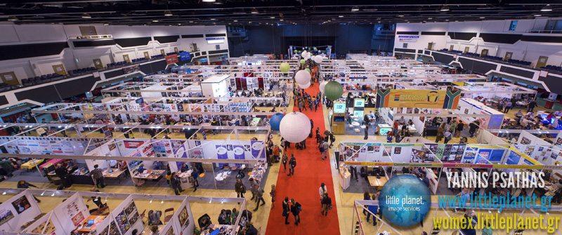 Womex 2013 Cardiff - Expo Panorama 4