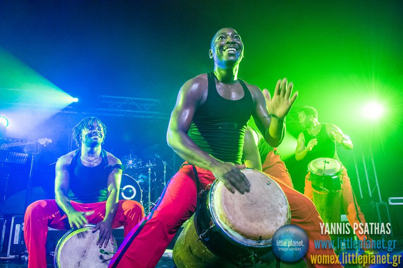 Womex Cardiff Day III concerts activities and events