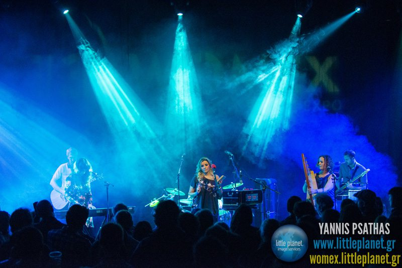 9Bach live concert at WOMEX Festival 2013 in Cardiff © Yannis Psathas Music Photographer