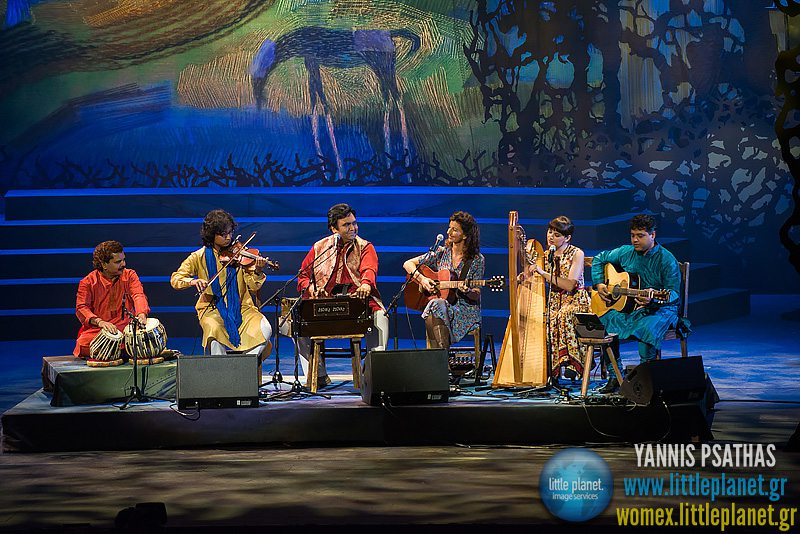 Womex 2013 Opening Concert in Cardiff, Wales © Yannis Psathas Music Photography