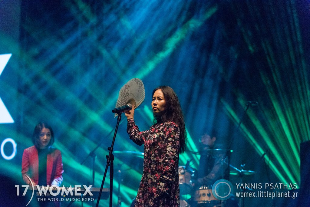 Aux concert at Womex Festival 2017 in Katowice © Yannis Psathas Music Photographer
