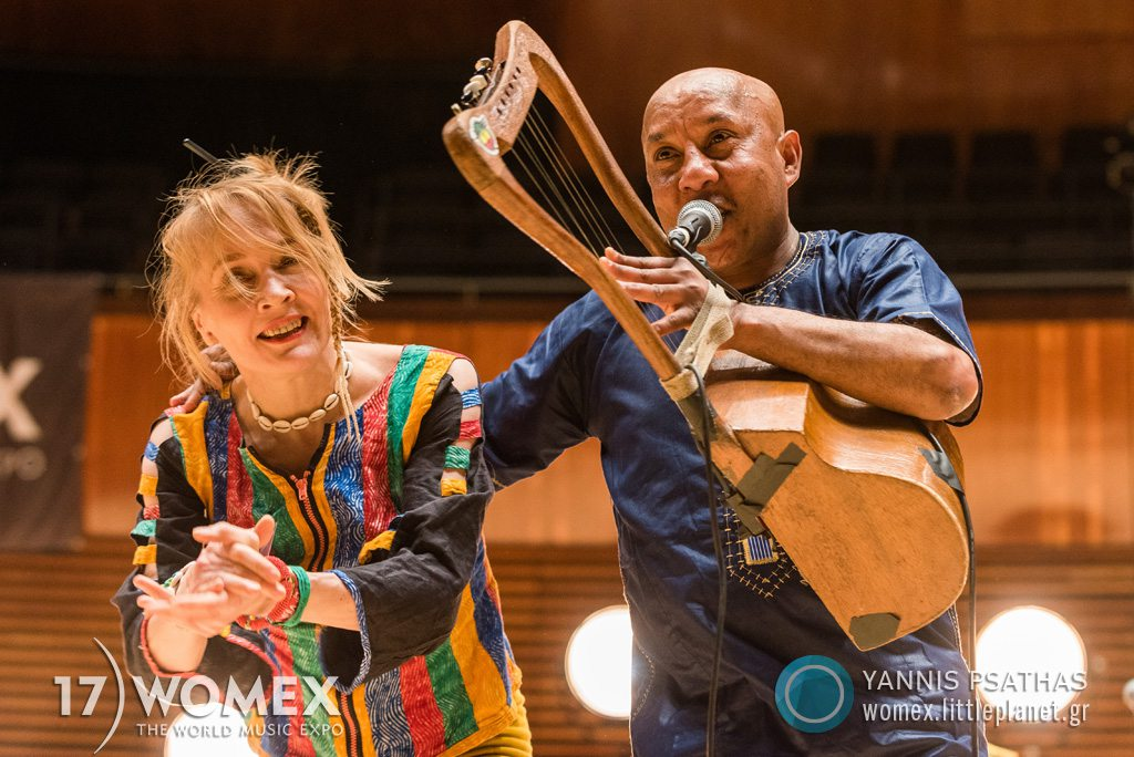 Qwanqwa concert at Womex Festival 2017 in Katowice © Yannis Psathas Music Photographer