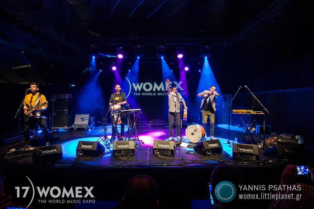 47Soul concert at Womex Festival 2017 in Katowice © Yannis Psathas Music Photographer