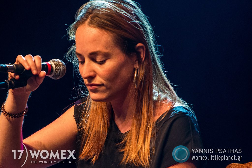 Lankum concert at Womex Festival 2017 in Katowice © Yannis Psathas Music Photographer