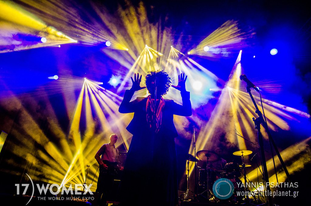 Night Band concert at Womex Festival 2017 in Katowice © Yannis Psathas Music Photographer