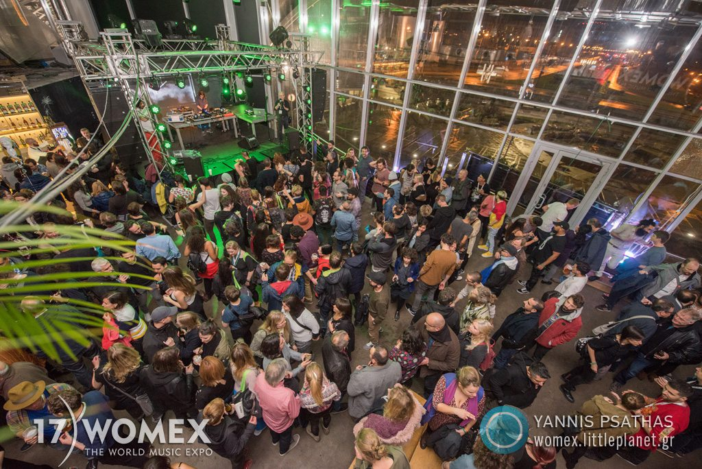 Dj Summit concert at Womex Festival 2017 in Katowice © Yannis Psathas Music Photographer