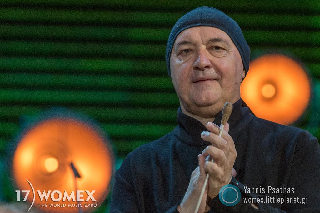 Marek Moss at Womex Festival 2017 in Katowice © Yannis Psathas Music Photographer