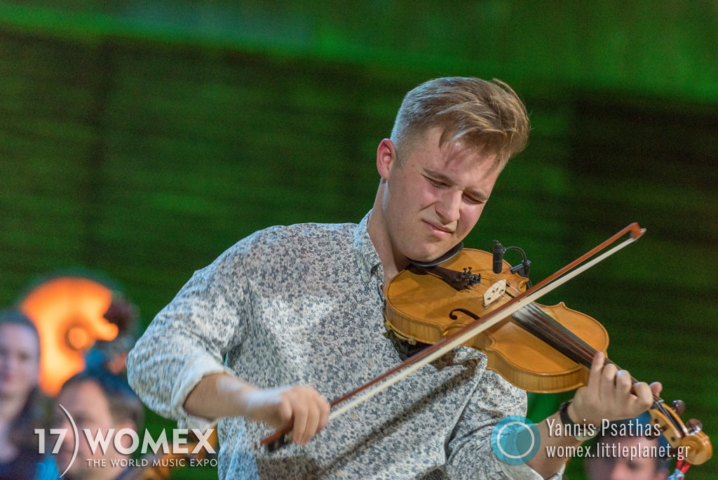 Womex 2017 Katowice Opening at Womex Festival 2017 in Katowice © Yannis Psathas Music Photographer